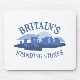 Britains Standing Stones Mousepads