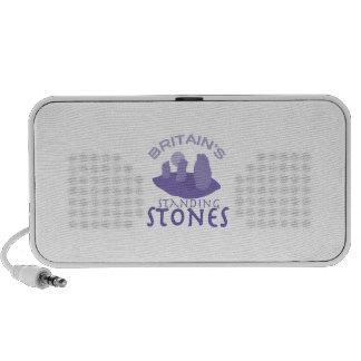 Britains Standing Stones Portable Speakers