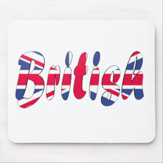 Británico Mouse Pad