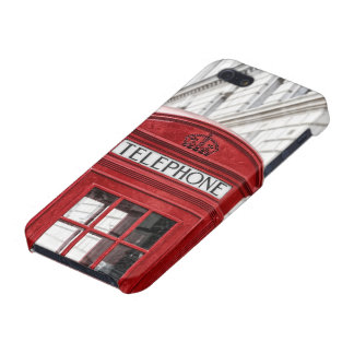 británico phone boxeas Iphones 5 Case iPhone 5 Carcasa