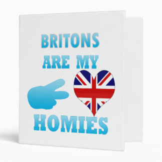 Británico son mi Homies