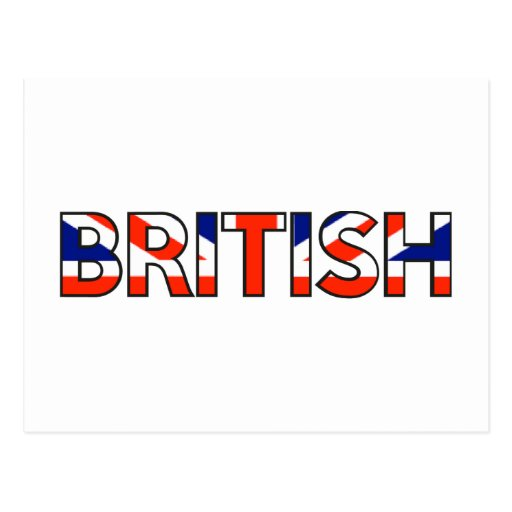 Británico Tarjetas Postales