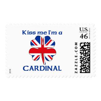 Británicos personalizados me besan que soy cardina