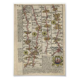 Britannia Depicta (Devonshire) Photographic Print