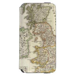 Britannia e Hibernia Funda Billetera Para iPhone 6 Watson