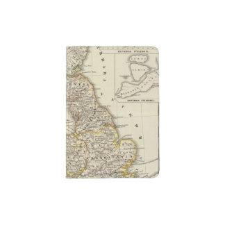 Britannia e Hibernia Porta Pasaportes