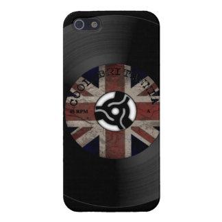 Britannia fresco iPhone 5 funda