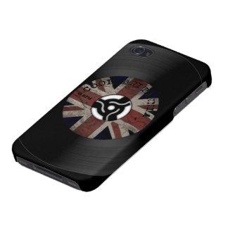 Britannia fresco iPhone 4 fundas