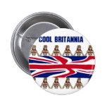 Britannia fresco pins