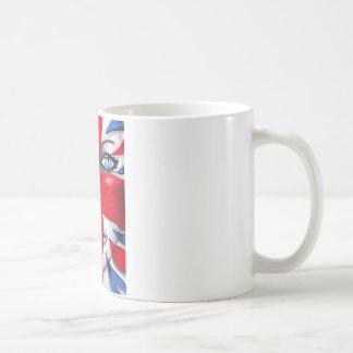 Britannia fresco taza clásica