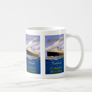 Britannic ~ Liverpool, USA, Canada Classic White Coffee Mug