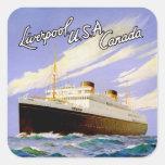 Britannic ~ Liverpool, USA, Canada Sticker