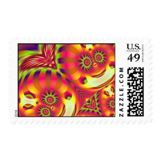 Brite Bubs Packin Postage Stamp