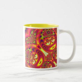 Brite Bubs Sun Tann'n Two-Tone Coffee Mug