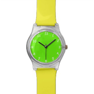 Brite Lime Watch