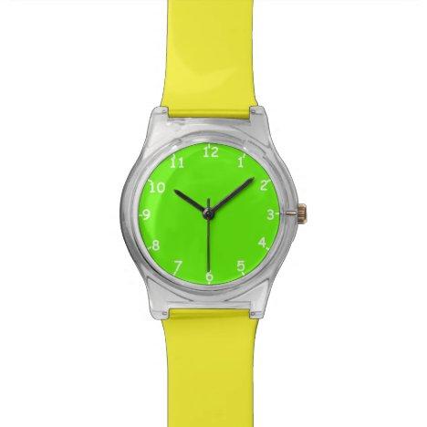 Brite Lime Watch