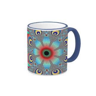 Brite-Lites Flower Ringer Coffee Mug