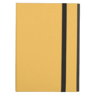 Brite Yellow color Case For iPad Air