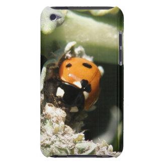 British 7 Dpot Ladybug  iPod Case-Mate Case