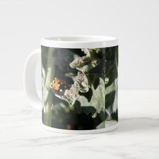 British 7 Spot Ladybug Mug