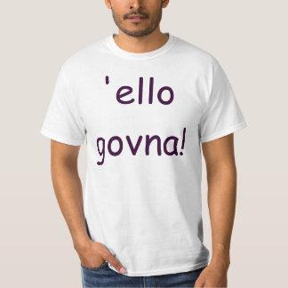British Accent! T-Shirt