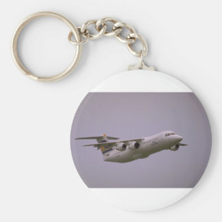 British Aerospace 146 Whisperjet taking off, Biggi Keychain