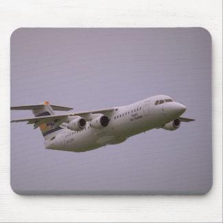 British Aerospace 146 Whisperjet taking off, Biggi Mouse Pad