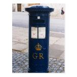 British Air Mail  Pillar Box Post Cards