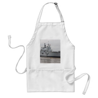 British Aircraft Carrier Apron