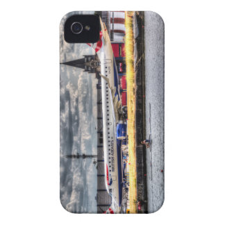 British Airways and Single Scull iPhone 4 Cover