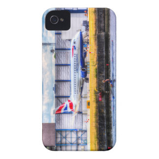 British Airways and Single Scull iPhone 4 Case-Mate Cases
