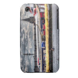 British Airways and Single Scull iPhone 3 Case-Mate Case
