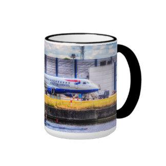 British Airways and Single Scull Coffee Mugs