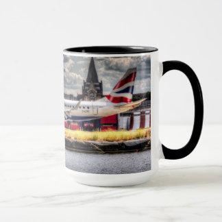 British Airways and Single Scull Mug