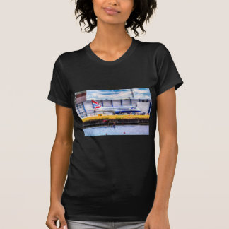 British Airways and Single Scull Tees