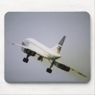 British Airways Concorde Mouse Pad