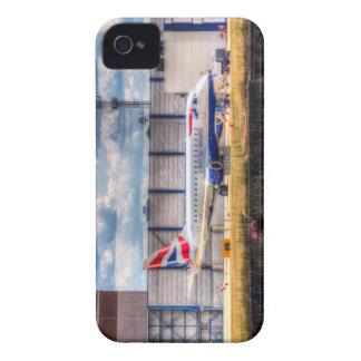 British Airways London city airport Case-Mate iPhone 4 Case