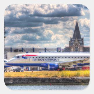 British Airways Stickers