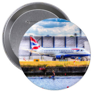British Airways y solo Scull Pins
