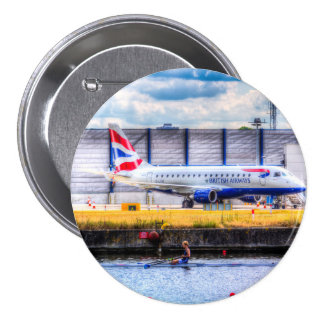 British Airways y solo Scull Pin