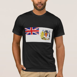 British Antarctic's Flag T-Shirt