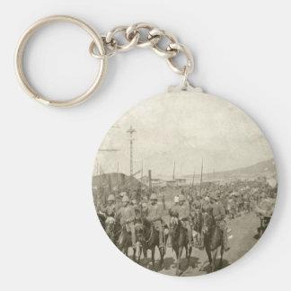 British army Boer War Keychain