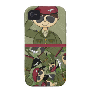 British Army Soldier iphone Case iPhone 4/4S Case