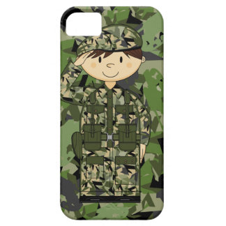 British Army Soldier iphone Case iPhone 5 Cases