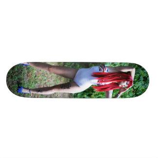British Babe Skateboard Deck