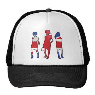 British Babes Trucker Hat