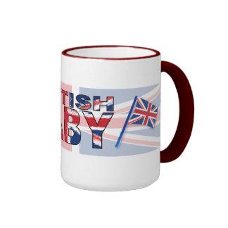 British Baby Ringer Mug