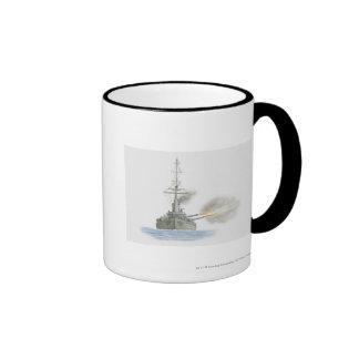 British battle cruiser mugs