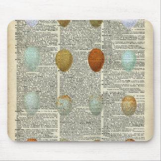 British Birds Eggs Mouse Pad