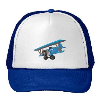British Blue Trucker Hat